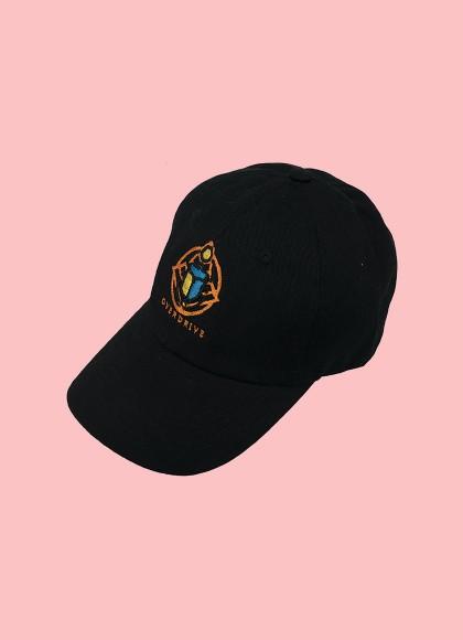 GHETTO CAP SCARAB BLACK