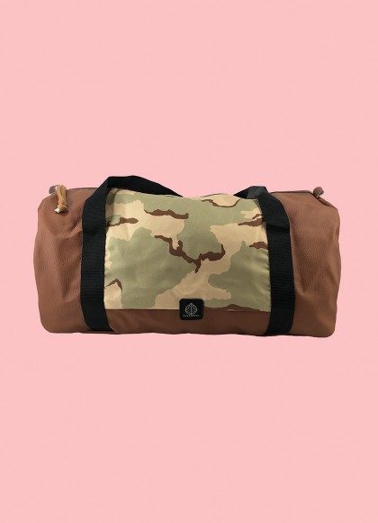 DUFFLE BAG SAND