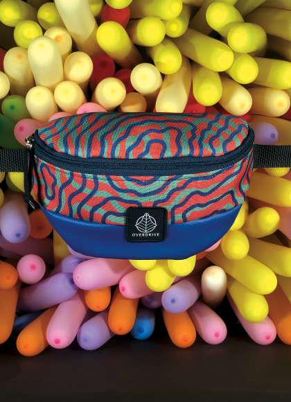 FANNY PACK DISCUS