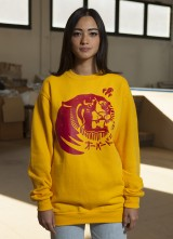 CREW NECK TIGER WOMAN FRONT
